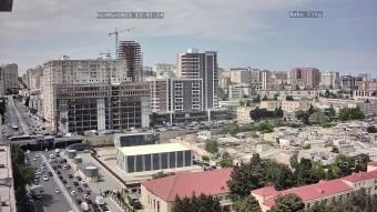 Webcam Baku