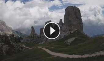 Webcam Cortina d'Ampezzo