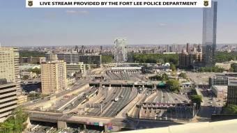 Webcam Fort Lee, New Jersey