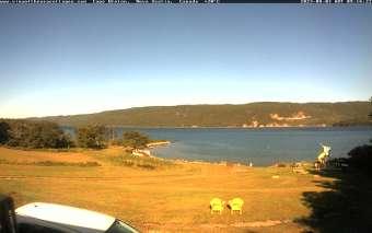 Webcam Big Bras d'Or (Boularderie Island)