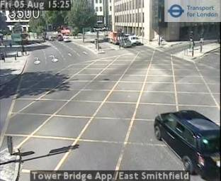 Traffico Tower Bridge App./East Smithfield