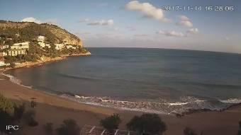 Webcam Canyamel (Majorca)