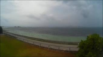 Webcam Motobu (Okinawa)