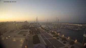 Webcam City of Rhodes