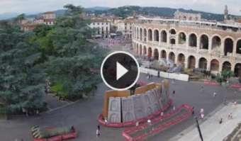 Webcam Verona, Arena - Comune di Verona