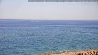 Webcam Kallithea (Rhodes)