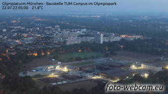 HD Foto-Webcam TUM Olympiapark