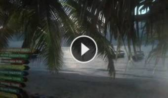 Webcam West Bay (Roatán)