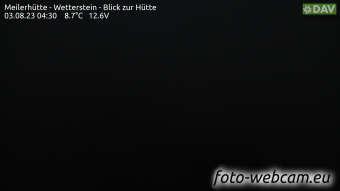 Webcam Garmisch-Partenkirchen