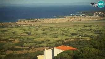Webcam Kolan (Pag)