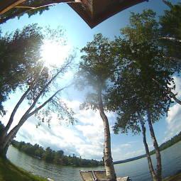 Webcam West Gardiner, Maine