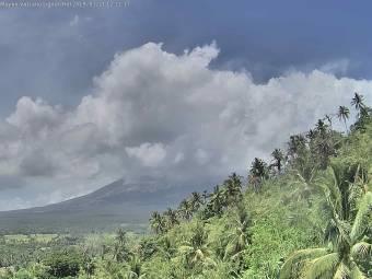 Webcam Mayon