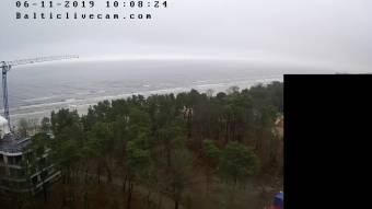 Panorama of Jurmala