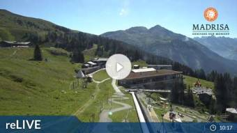 Webcam Klosters Dorf