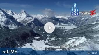 Ehrwalder Alm - FlyingCam