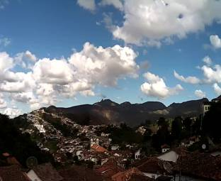 Webcam Ouro Preto