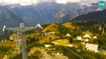 Webcam Velika Planina