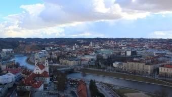 Webcam Vilnius