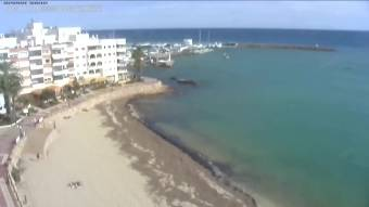 Webcam Santa Eulària (Ibiza)