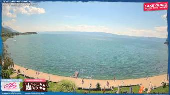 Webcam Ohrid