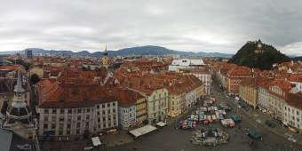 Panocam Graz Rathaus
