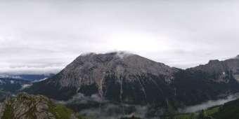 PANOMAX Rotmoos Alm (2.030 m) / Leutasch in Tirol / Olympiaregion Seefeld