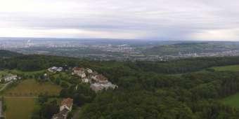 roundshot 360° Panorama St. Chrischona