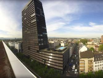 roundshot 360° Panorama Claraturm