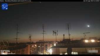 Panorama over Rome