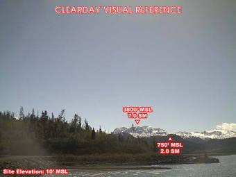 Bradley Lake, Alaska Bradley Lake, Alaska 2 hours ago