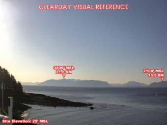 Cape Fanshaw, Alaska vor 52 Minuten