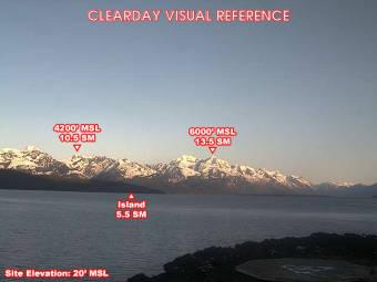 Eldred Rock, Alaska 2 hours ago