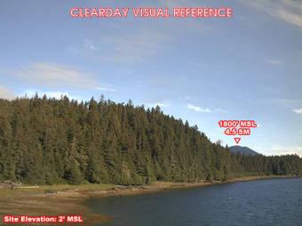 Hawk Inlet, Alaska Hawk Inlet, Alaska one hour ago