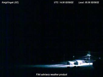 Kwigillingok Airfield, View in SouthEastern Direction