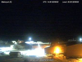 Mekoryuk, Alaska 2 hours ago