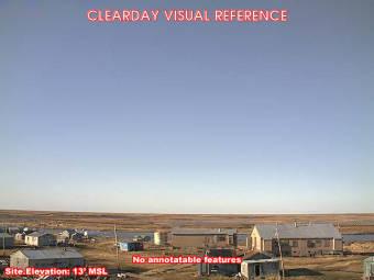 Newtok, Alaska 13 minutes ago