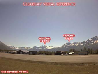 Valdez, Alaska 23 minutes ago