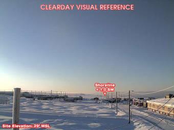 Wainwright, Alaska one hour ago