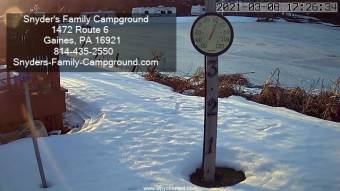 Webcam Gaines, Pennsylvania