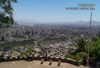 Santiago de Chile 29 minutes ago
