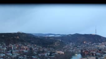 Tiflis Tiflis vor einem Tag