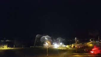 HD Stream Norddeich, Hafen
