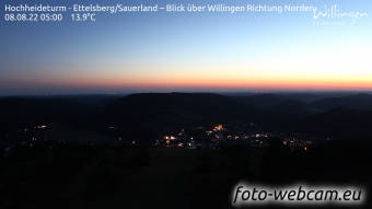 Webcam Willingen (Upland)