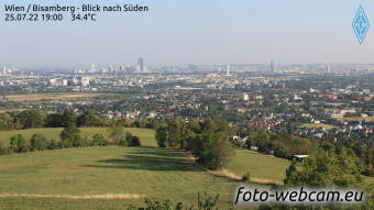 HD Foto-Webcam Wien Bisamberg