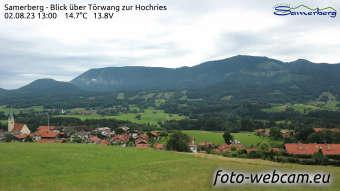 HD Panorama Samerberg