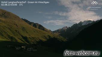 Webcam Graun im Vinschgau