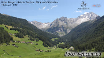 HD Foto-Webcam Rein in Taufers