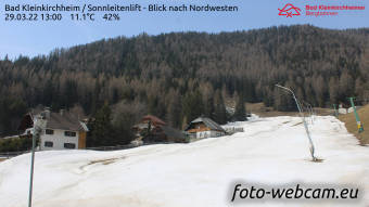 HD Foto-Webcam Sonnleitenlift
