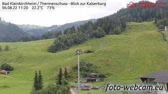 HD Foto-Webcam Thermenschuss