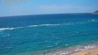 HD-Stream Playa de Las Canteras - La Barra
